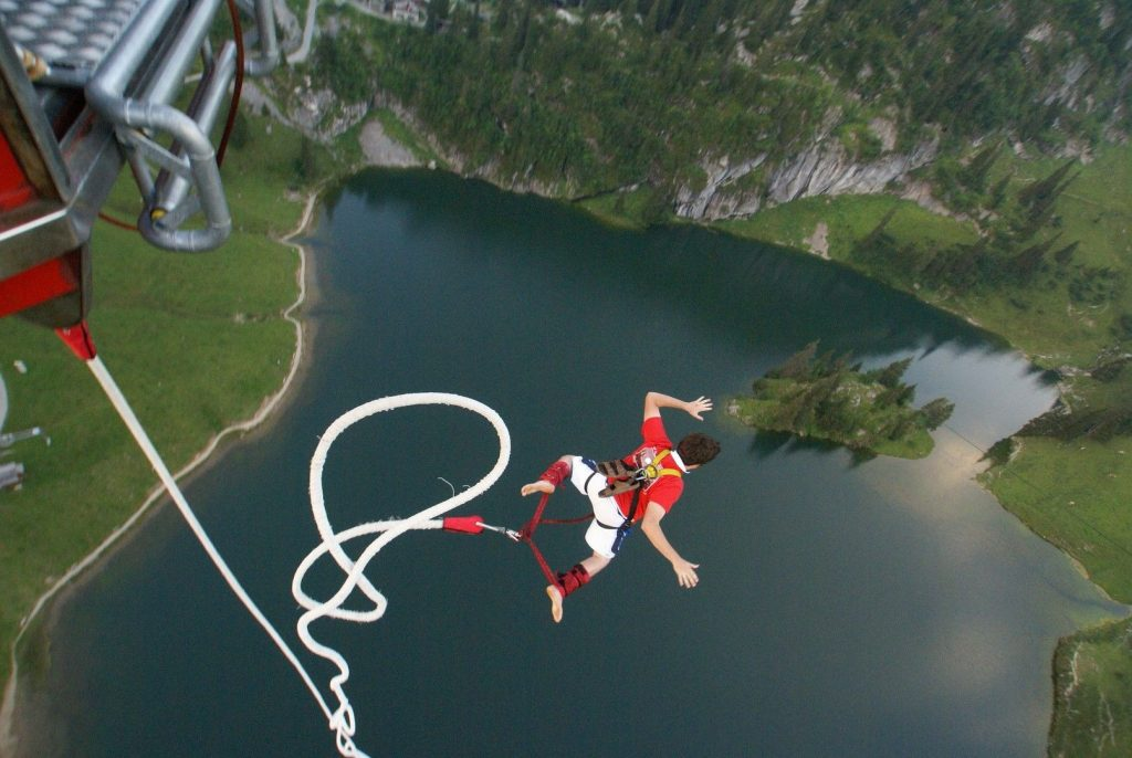 Best Places For Bungy Jumping